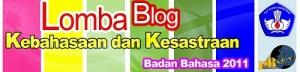 lomba blog 2011
